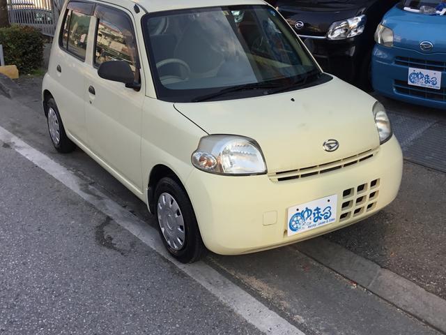 沖縄県の中古車ならエッセ ワンオーナー車・記録簿保証付