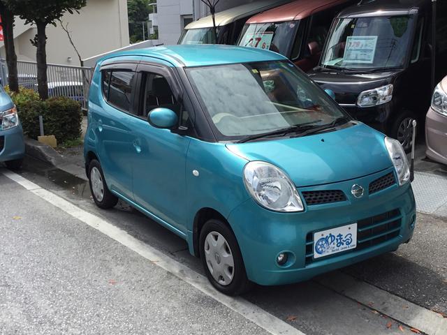 沖縄県の中古車ならモコ ワンオーナー車・記録簿