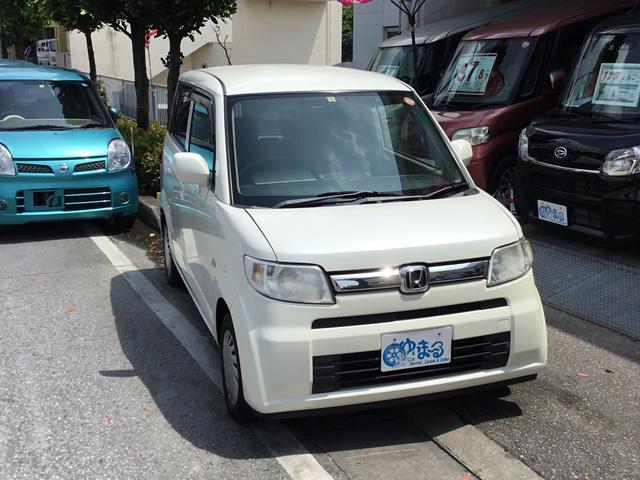 沖縄県の中古車ならゼスト D・ワンオーナー車・記録簿・保証付き