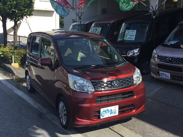 沖縄県の中古車ならムーヴ L・レンタカーアップ車・ナビ・ETC付・保証ロング