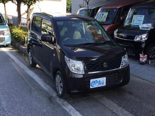 沖縄県の中古車ならワゴンR FX・レンタカーアップ車・ナビ・ETC付・保証ロング