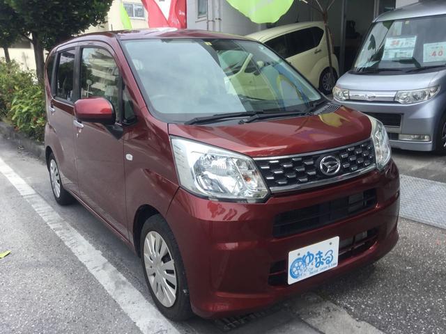 沖縄県浦添市の中古車ならムーヴ L ナビ・Bluetooth・ETC・アイドリングストップ・記録簿・純正ホイール・禁煙車・レンタアップ・車検整備付き・1年保証付き