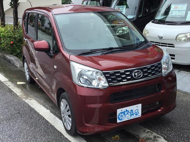 沖縄県浦添市の中古車ならムーヴ L・レンタアップ車・ナビ・ETC付・保証ロング