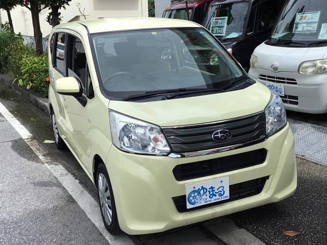 沖縄県の中古車ならステラ L・レンタアップ車・ナビ・ETC付・記録簿・保証ロング付き