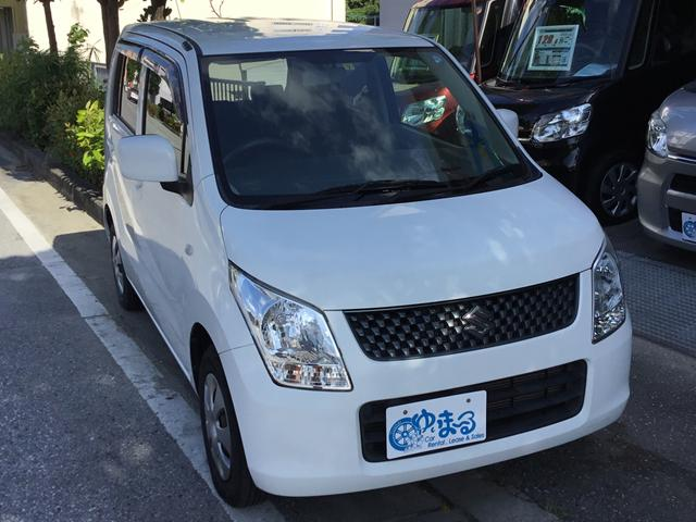 沖縄県の中古車ならワゴンR FX・ワンオーナー車・点検記録・保証ロング