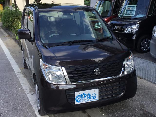 沖縄県浦添市の中古車ならワゴンR FX・レンタアップ車・NAVI/ETC・保証ロング