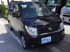 ワゴンRFX・レンタアップ車・NAVI/ETC・保証ロング