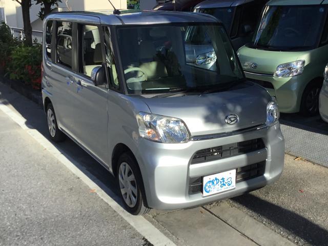 沖縄県の中古車ならタント L・レンタアップ車・NAVI・ETC・スライドドア