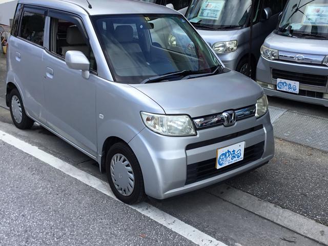 沖縄の中古車 ホンダ ゼスト 車両価格 16.8万円 リ済別 2007(平成19)年 10.8万km シルバー