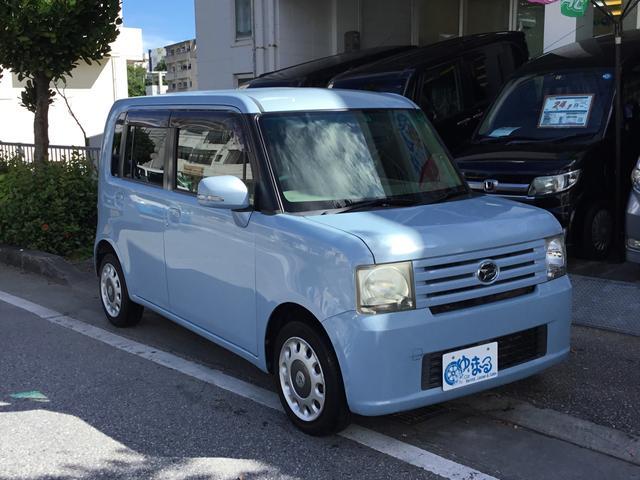 沖縄県の中古車ならムーヴコンテ X +S・ワンオーナー車・保証付き・記録簿