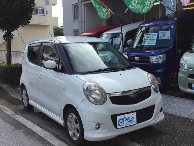 沖縄県の中古車ならMRワゴン ウィット GS・NAVI付・ワンオーナー・記録簿・保証付き