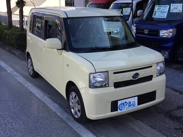 沖縄県の中古車ならムーヴコンテ L・ワンオーナー車・記録簿・保証付き