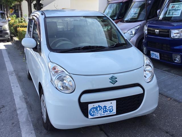 沖縄県の中古車ならアルトエコ ECO・S・ワンオーナー車・記録簿・保証付き