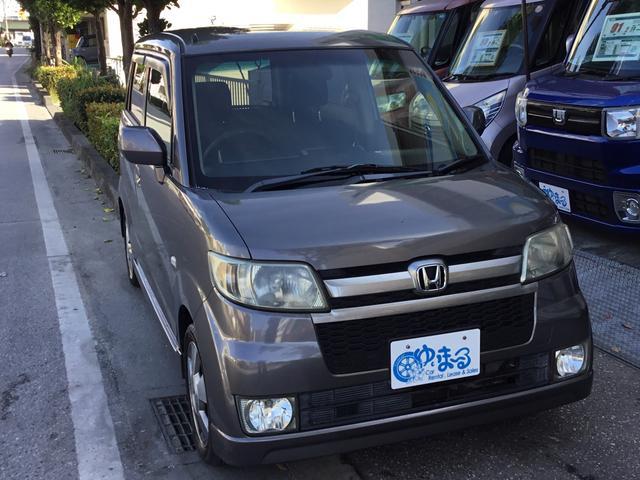 沖縄の中古車 ホンダ ゼスト 車両価格 22.3万円 リ済別 2007(平成19)年 10.2万km ガンMIII