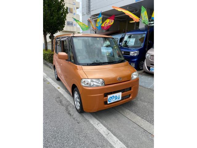 沖縄県浦添市の中古車ならタント