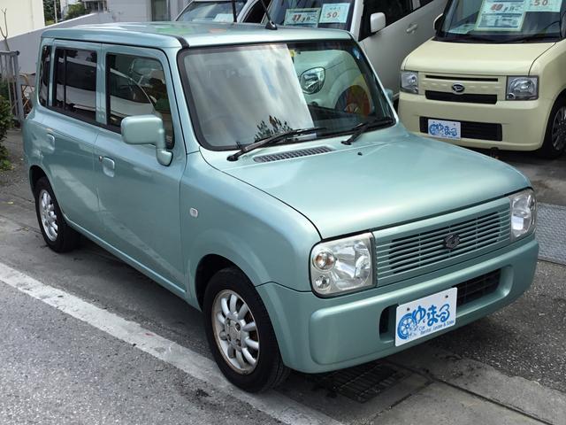 沖縄県の中古車ならアルトラパン ベネトンバージョン