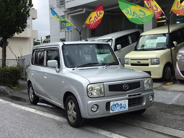 沖縄県の中古車ならスピアーノ G