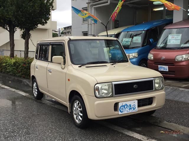 沖縄の中古車 スズキ アルトラパン 車両価格 28.6万円 リ済別 2007(平成19)年 7.7万km 特色