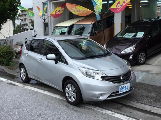 沖縄県の中古車ならノート X DIG-S エマージェンシーブレーキパッケージ