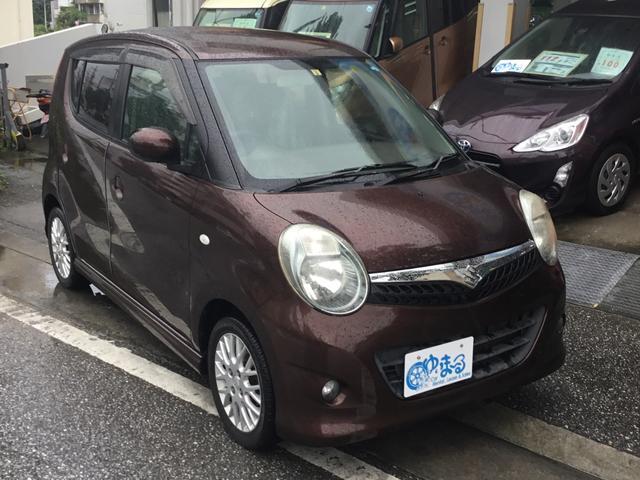 沖縄県浦添市の中古車ならMRワゴン ウィット GS・ワンオーナー車・記録簿・保証付き