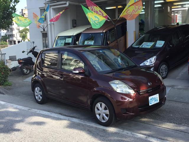 沖縄県の中古車ならブーン 1.0CL・ワンオーナー車・記録簿・保証付き
