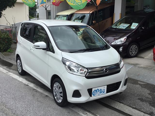 沖縄県の中古車ならデイズ X.・NAVI・ETC付き・全方位モニター・バックカメラ