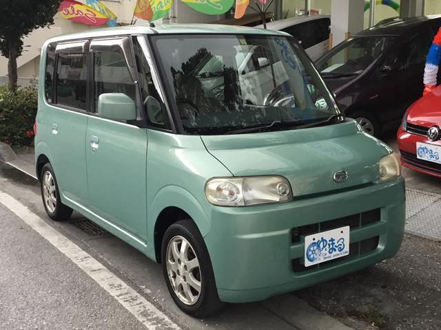 沖縄県の中古車ならタント X 整備・保証付き