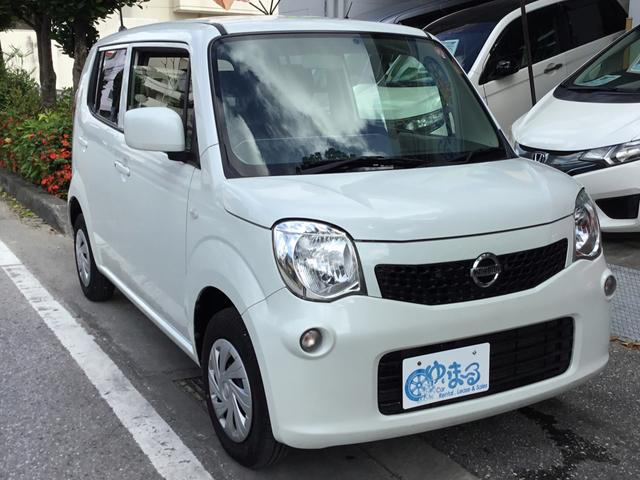 日産 S 2年車検整備付き・プッシュスタート・UVカットガラス