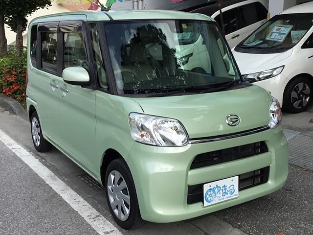 沖縄県浦添市の中古車ならタント L SA スマートアシスト・2年車検整備付・UVカットガラス