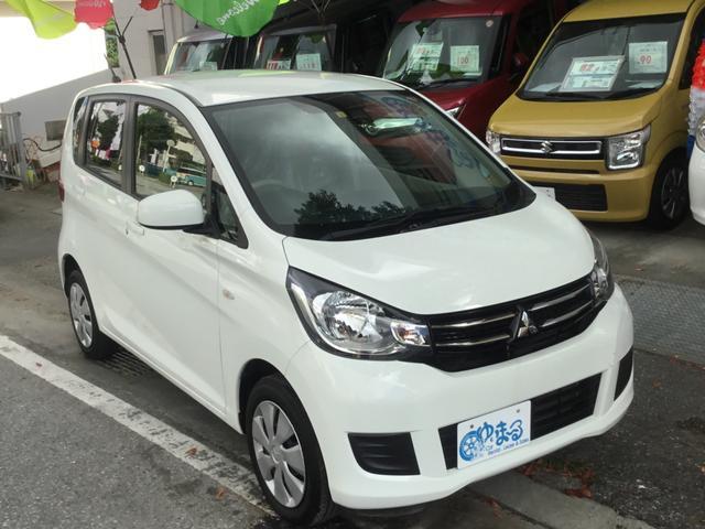 沖縄県浦添市の中古車ならeKワゴン M e-アシスト プラスエディション 衝突軽減ブレーキ・ナビ・ETC・バックモニター・UVカットガラス・プライバシーガラス・ワンオーナー車・ロング保証