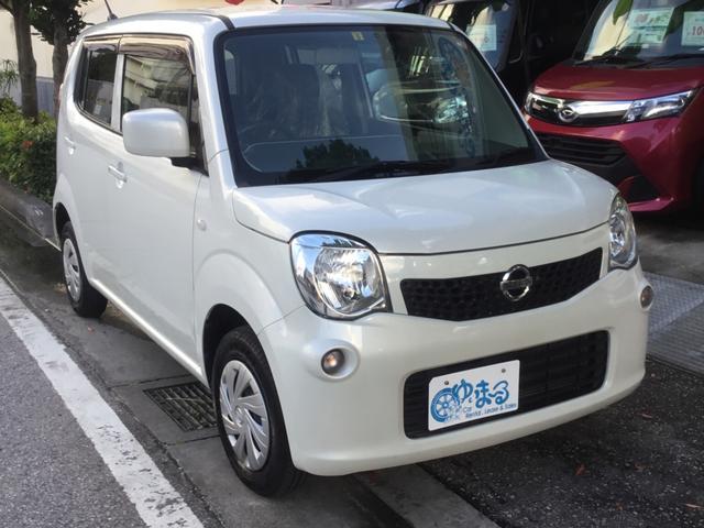 沖縄県浦添市の中古車ならモコ S ナビ・バックモニター・ドライブレコーダー・アイドリングストップ・ETC・内装ブラウンシート・盗難防止システム・UVカットガラス・プライバシーガラス・保証付き