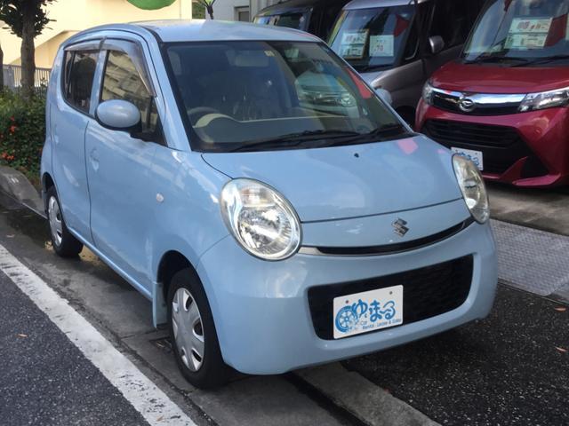 沖縄県浦添市の中古車ならMRワゴン G UVカットガラス・プライバシーガラス・盗難防止システム・キーレスキー・保証付き