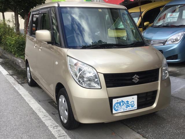 沖縄の中古車 スズキ パレット 車両価格 39.8万円 リ済別 2009(平成21)年 4.1万km ゴールドM