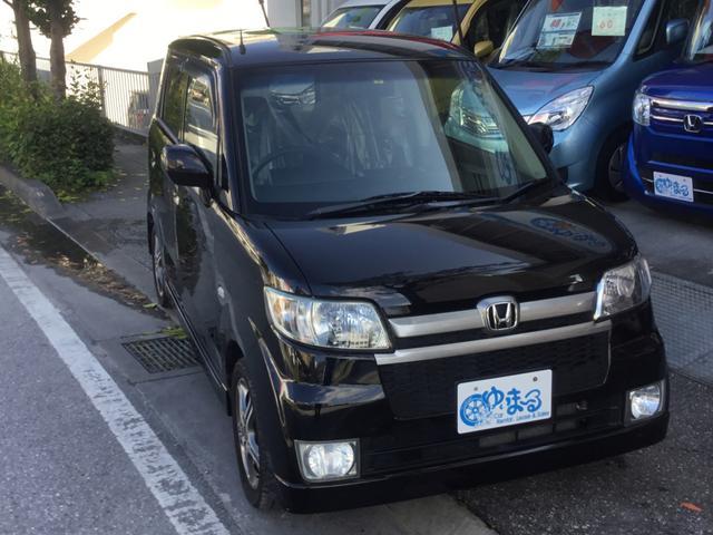 沖縄県浦添市の中古車ならゼスト スポーツW 車検・保証・整備付き