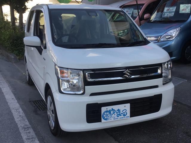 沖縄県の中古車ならワゴンR ハイブリッドFX セーフティパッケージ・ETC・ナビ・Bluetooth対応・バックカメラ・ヘッドアップディスプレイ・シートヒーター・衝突被害軽減システム・