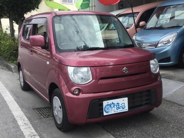 沖縄県浦添市の中古車ならMRワゴン G タッチパネル式オーディオ・バックカメラ・キーレスエントリー・ベンチシート・禁煙車・車検整備付き・1年保証付き
