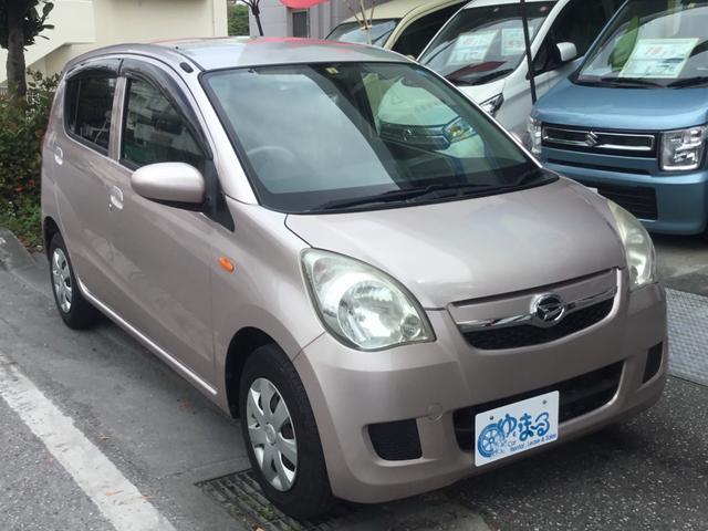 沖縄県の中古車ならミラ L 衝突安全ボディ・キーレスエントリー・CD・禁煙車・純正ホイール・車検整備・保証付き