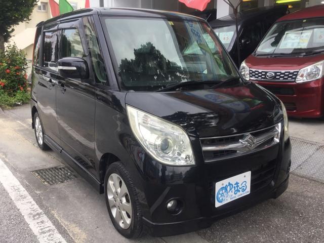 沖縄県浦添市の中古車ならパレット XS プッシュスタート・左側パワースライドドア・AUX・フォグランプ・HIDヘッドライト・サイドエアバッグ・オートライト・オートエアコン・車検整備付き・保証付き