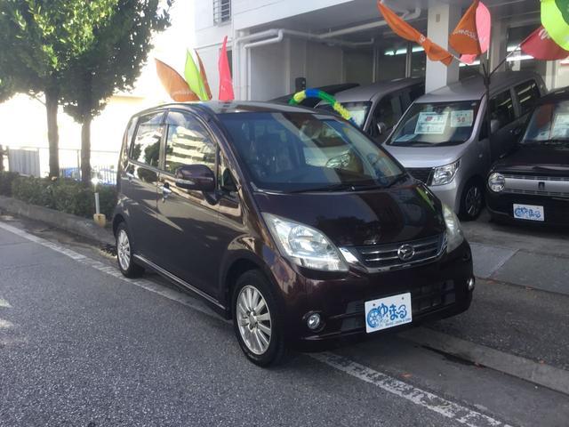 沖縄県浦添市の中古車ならムーヴ X VS 特別仕様車 スマートキー フォグランプ AM/FMチューナーオーディオ AUX 純正アルミ ドアミラーターンランプ ベンチシート 車検整備付き 保証付き