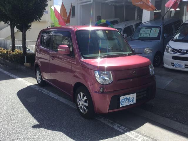 沖縄県の中古車ならMRワゴン ECO-X タッチパネル式オーディオ バックカメラ プッシュスタート スマートキー アイドリングストップ USB端子 ETC ベンチシート オートエアコン ドアミラーウインカー 車検整備付 保証付