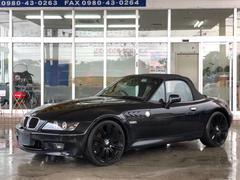 沖縄の中古車 BMW BMW Z3クーペ 車両価格 69万円 リ済別 1999年 12.7万K ブラック