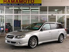 沖縄の中古車 スバル レガシィツーリングワゴン 車両価格 28万円 リ済別 平成17年 14.8万K シルバーM