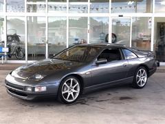 沖縄の中古車 日産 フェアレディZ 車両価格 88万円 リ済別 平成4年 13.1万K グレー