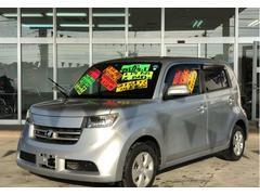 沖縄の中古車 トヨタ bB 車両価格 35万円 リ済別 平成19年 10.0万K ブライトシルバーメタリック
