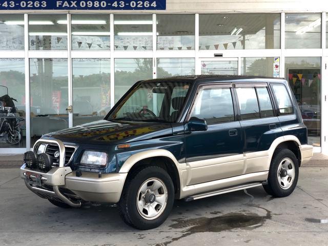沖縄の中古車 マツダ プロシードレバンテ 車両価格 86万円 リ済込 1996(平成8)年 3.6万km ツートン