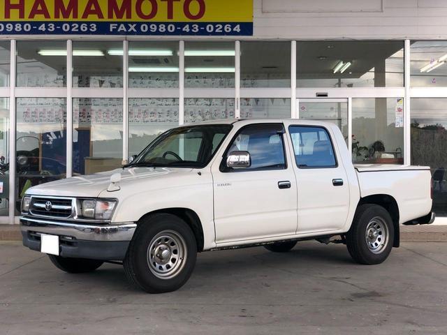 沖縄県の中古車ならハイラックススポーツピック ダブルキャブ