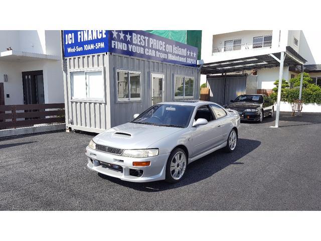 トヨタ GT-Z 4A-GZE16バルブ スーパーチャージャー
