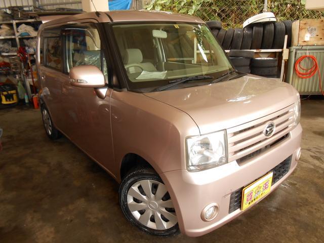 沖縄県の中古車ならムーヴコンテ X HDD・DVD・ナビ・電動格納ミラー・光軸調整