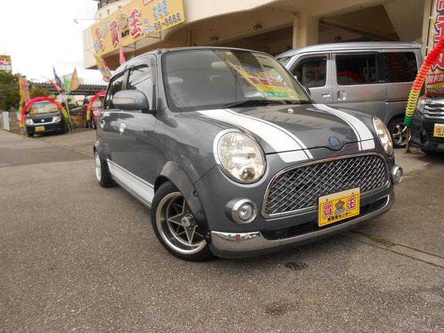沖縄県の中古車ならミラジーノ Xリミテッド