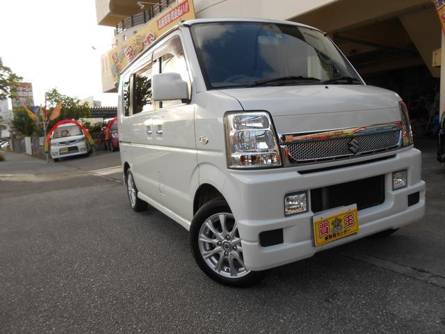 沖縄県の中古車ならエブリイワゴン PZターボスペシャル